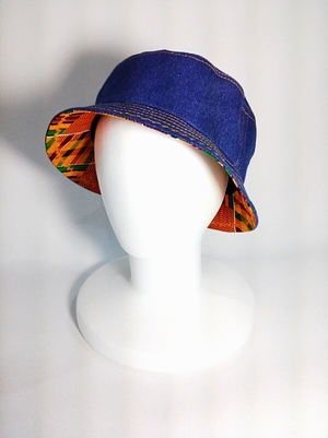 [受注生産]original bucket hat