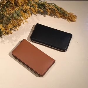 WORKERS / Long Wallet Noblessa Calf
