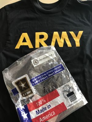 US ARMY Tシャツ XS
