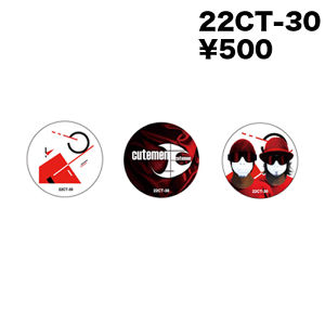 22CT-28 Image Can Badge ×3