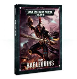 CODEX: HARLEQUINS 英語