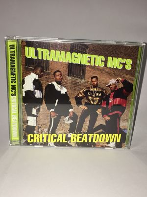ULTRAMAGNETIC MC'S/CRITICAL BEAT DOWN