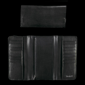 G+LEATHER WALLET