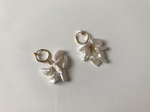 wing freshwater pearl【変更可能】