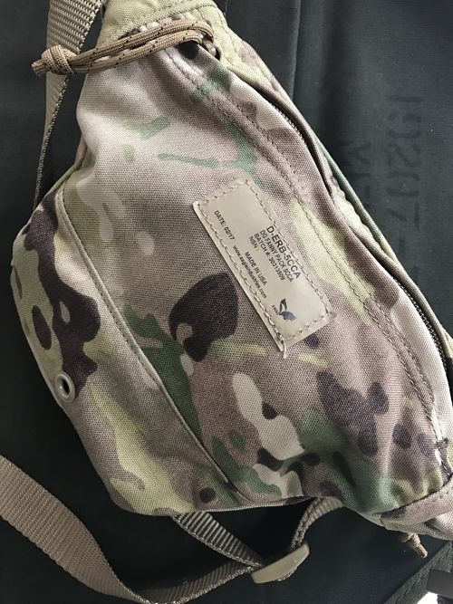 EAGLE  INDUSTRIES FANNY PACK マルチカム