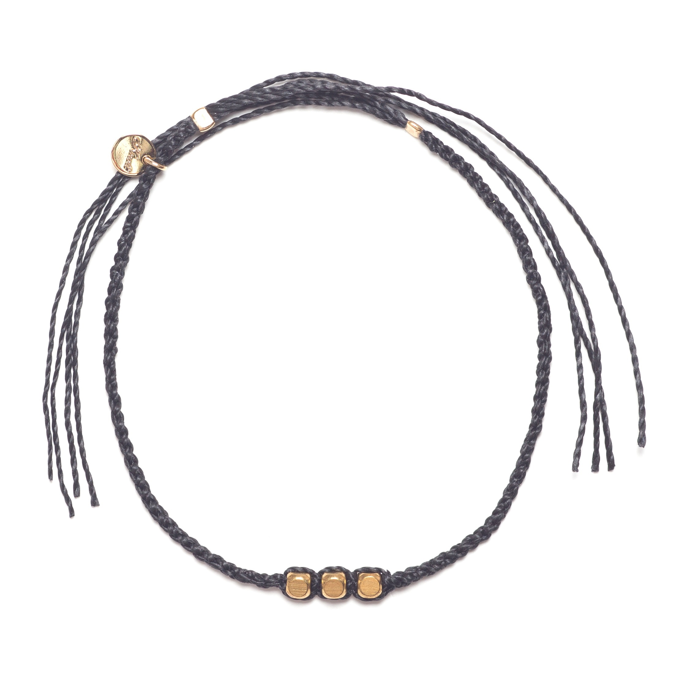 Brass Beads Misanga (Anklet/Bracelet)