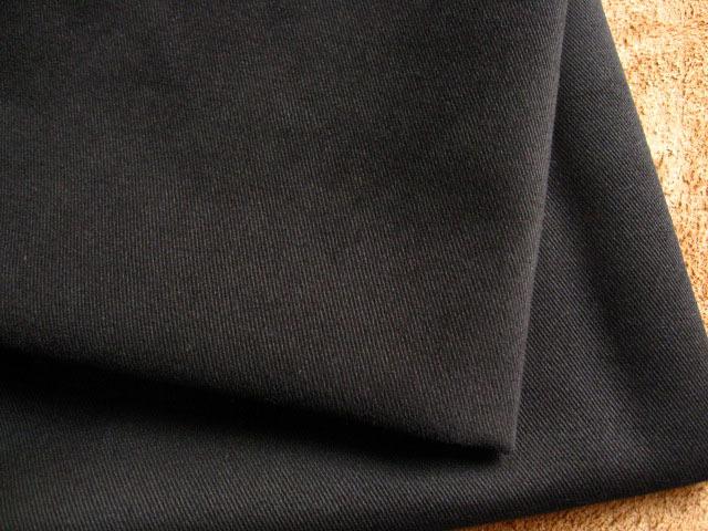 綿ツイル、グリストーン+微起毛加工