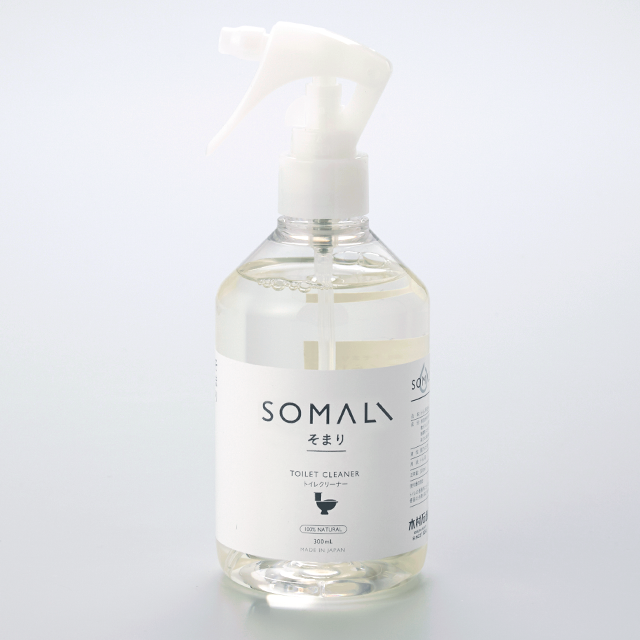 SOMALI トイレクリーナー