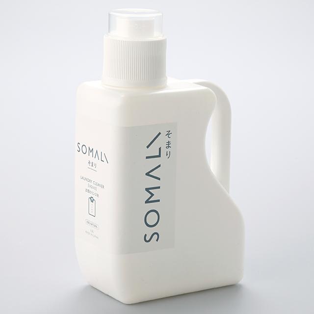 SOMALI 洗濯用液体石鹸 1,200ml