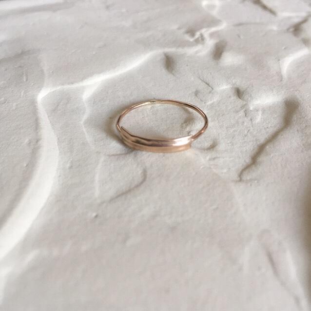 K14gf plate ring