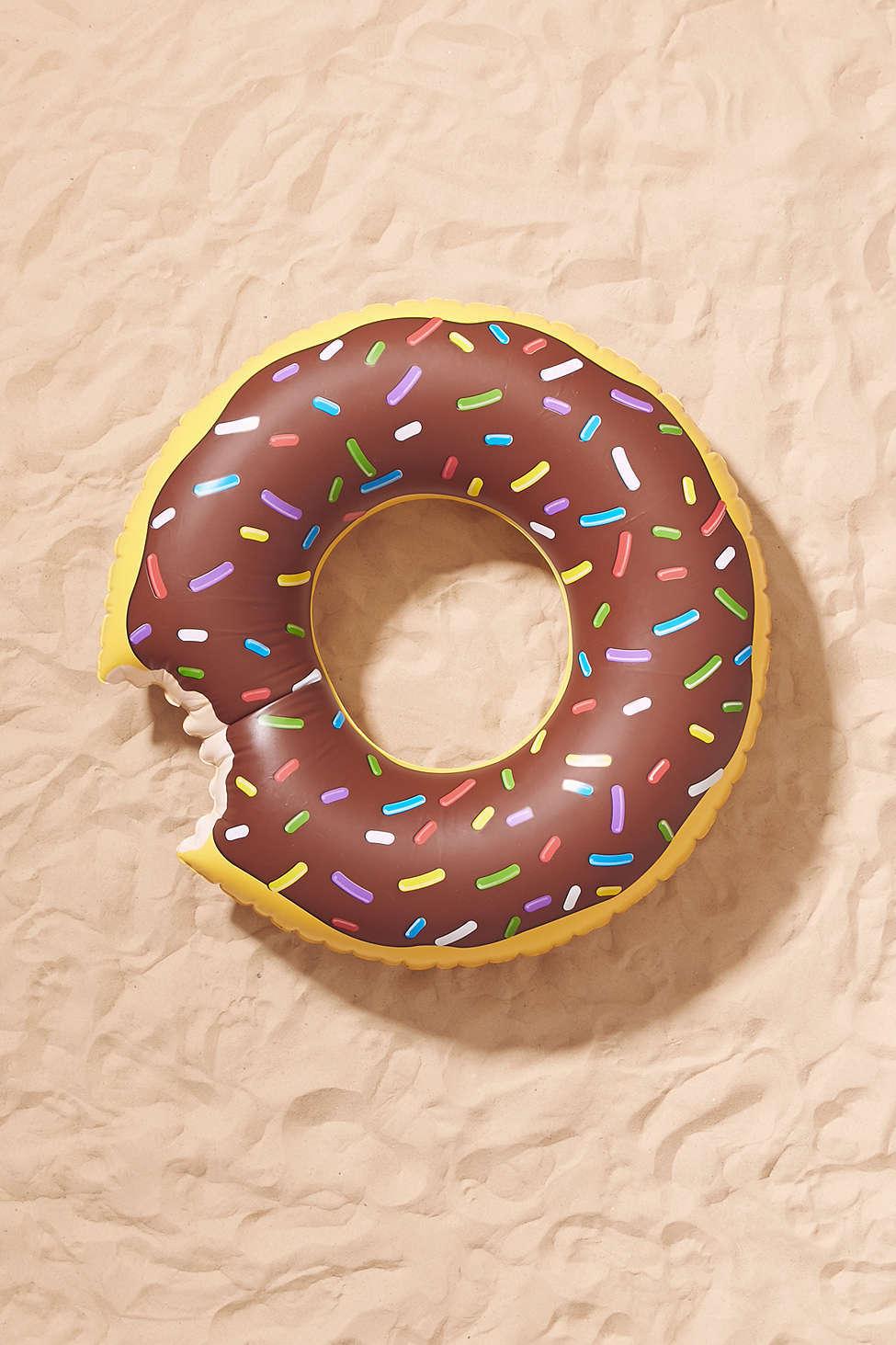 ぷかぷか浮き輪ドーナツ /チョコレート