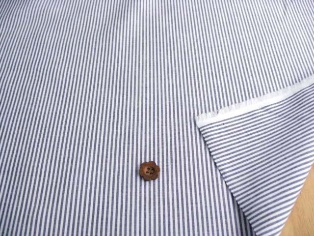 綿ブロード・サマーストライプ(織物)