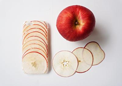りんごたっぷり♡「astin muhler」の本物のりんごの押し花スマホケースにびっくり!