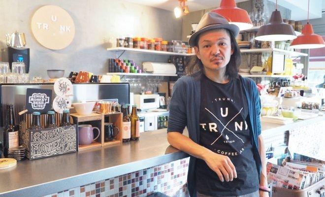 名古屋から世界へ羽ばたく。北欧スタイルカフェ「TRUNK COFFEE」