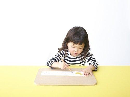 心地よい筆記音を聴くともっと勉強したくなる魔法のボード、Write More