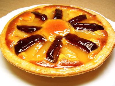 """""""アップルパイには珍しい「ふじ」を使用"""" 完成まで15年の年月を費やしたガトーマスダの完熟アップルパイ"""
