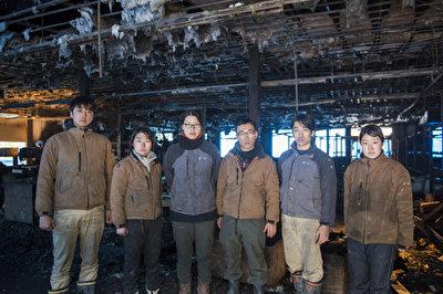 火災ですべてを失った西粟倉村・木工房ようびの、ものづくりを持続可能にする家具注文