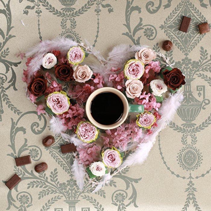 想いを伝える、チョコレート専用ブレンドコーヒー!?