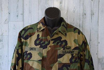 派生パターンを生むカモフラージュの定番ジャケット