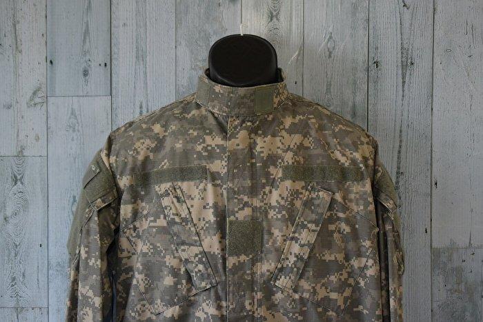 新世代の米陸軍カモはグレー系のデジタル迷彩