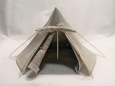 ちびテント1号について。