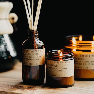 LA発のキャンドルブランド『P.F.Candle Co.』で香りと灯りのある暮らしを。