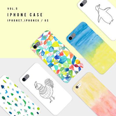 手描きイラストがかわいい!箱庭オリジナルのiPhoneケースが発売スタート!