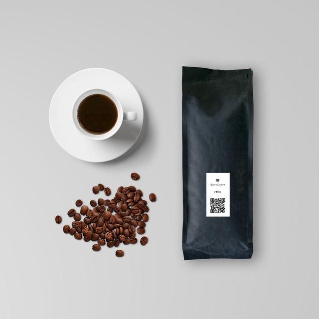 寒い冬、暖かくリラックスして美味しいコーヒーを。