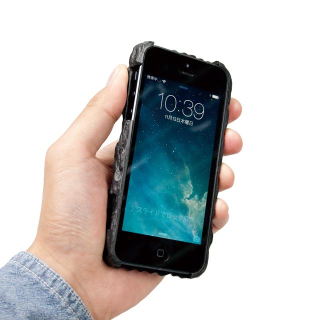 まるでゴジラ革で作ったiPhone5カバー?!ゴジラ生誕60周年記念アイテム