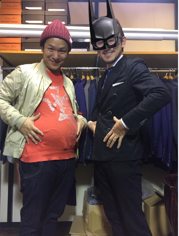はんにゃの川島さん来店と・・