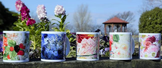 水彩マグカップ6種類発売