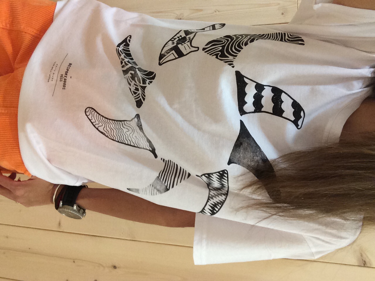 TCSS FIN MILL TEE 入荷〜