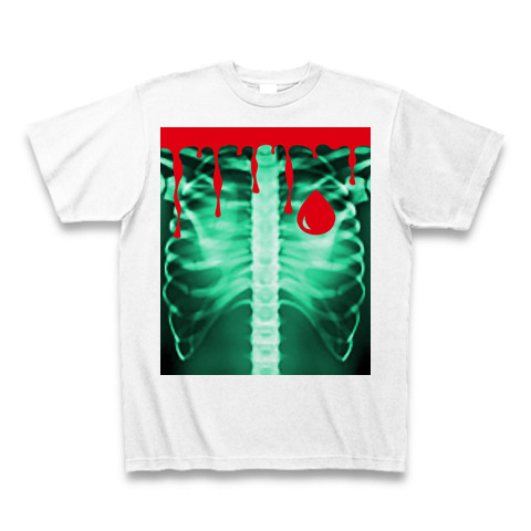 BONE DROPTシャツ BLOOD(グリーン)新発売!