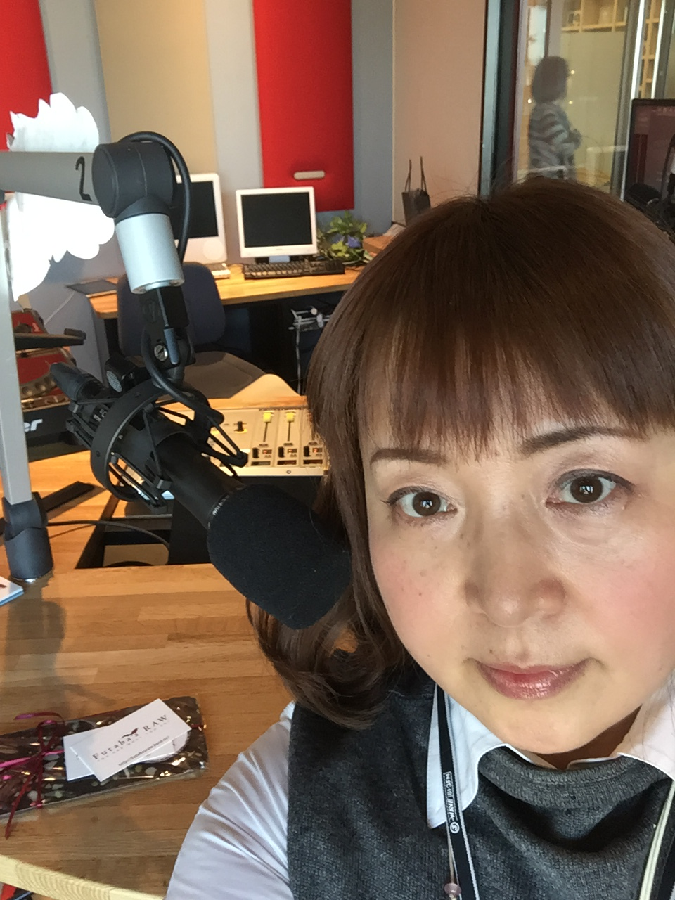 J-WAVE 板井麻衣子のPARADISOで 話題のローチョコレートについて語りました!