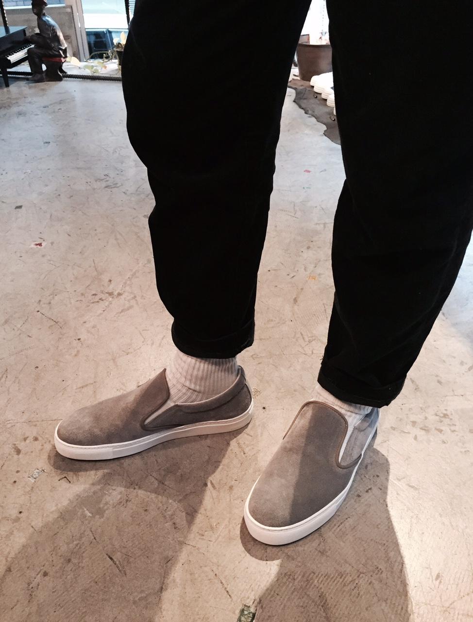 YOAK footwear 2016 A&W.