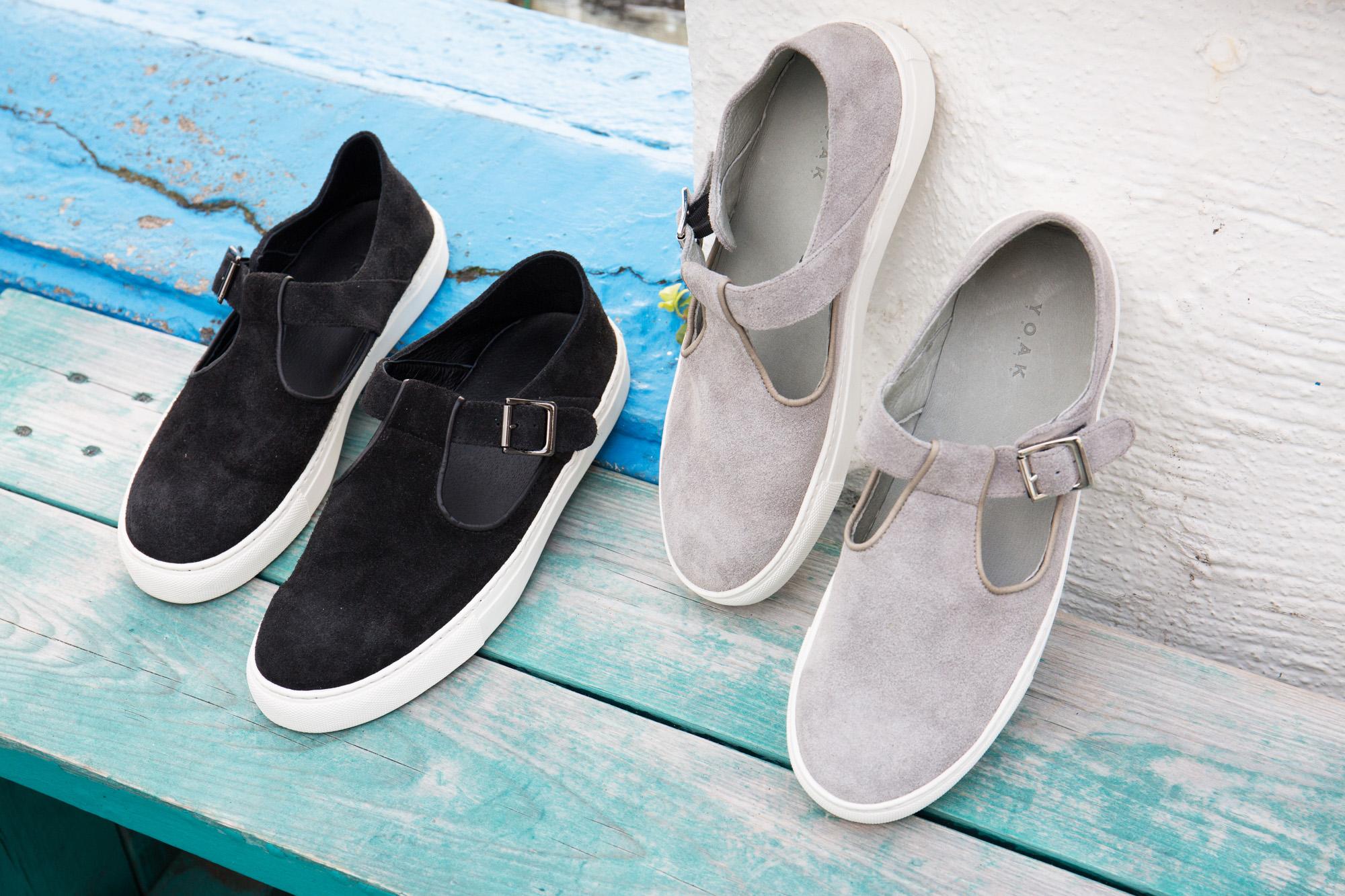 """靴にもハイブリッド?!歩きやすさと開放感を兼ね備えた""""スニーカーサンダル""""が新しい"""