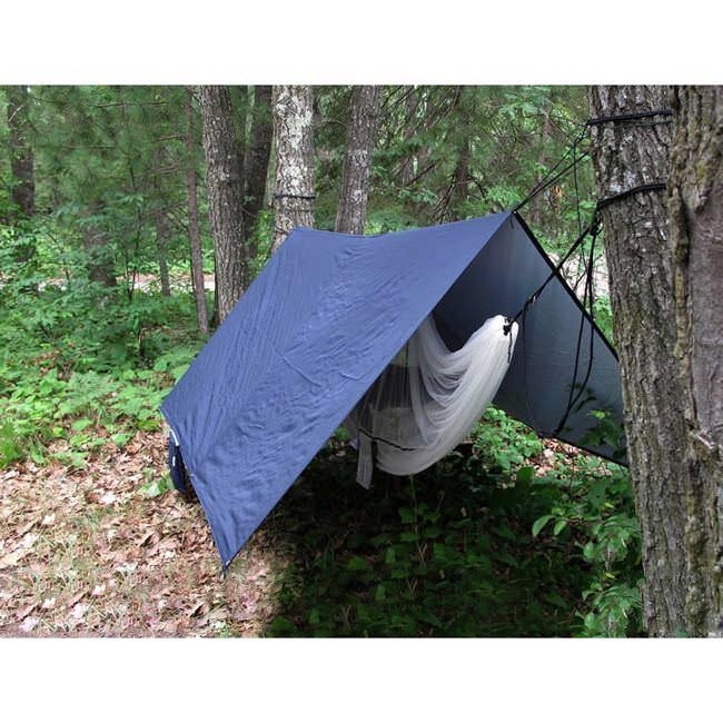 """""""Think outside the Tent."""" ハンモックキャンピングのお話"""
