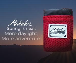 太陽と、冒険と、ポケットにはMatadorを。