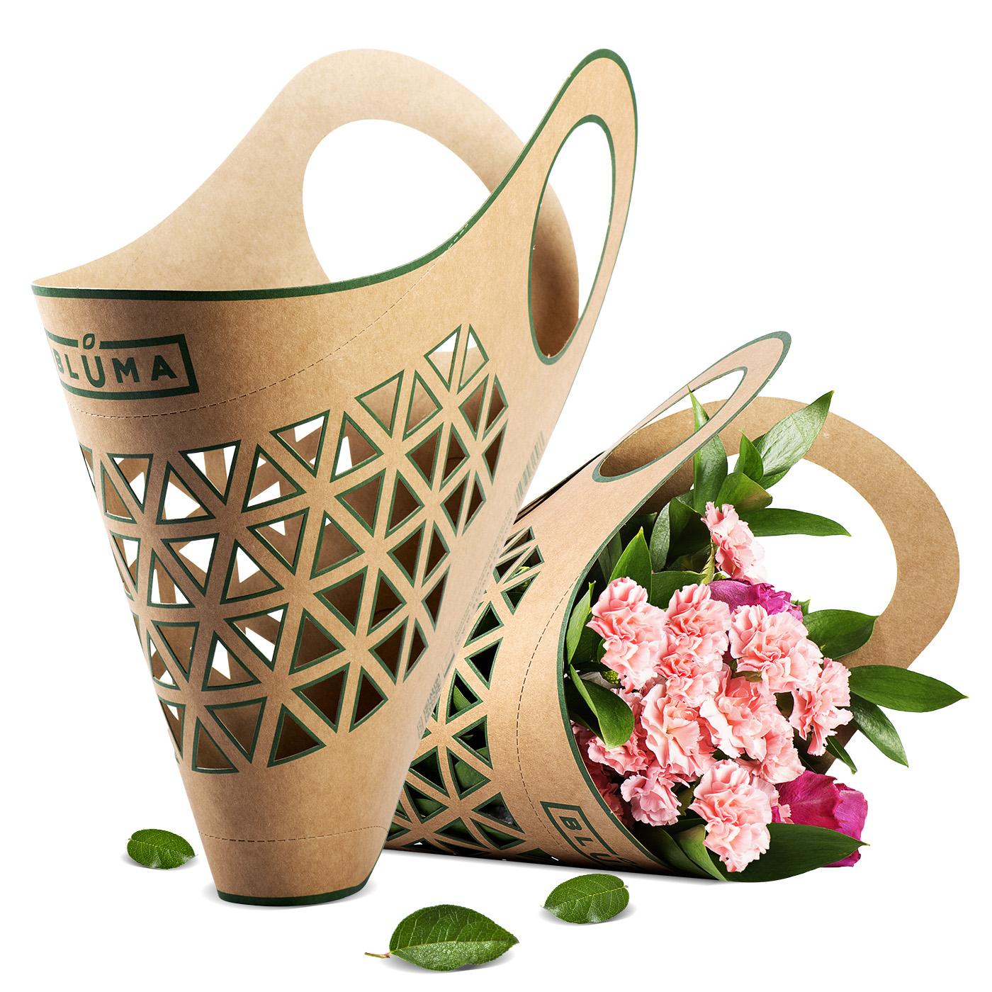 花のある暮らしに、新しいスタイルを。花専用キャリーバッグ ブルーマ フラワーバッグの予約受付を開始。