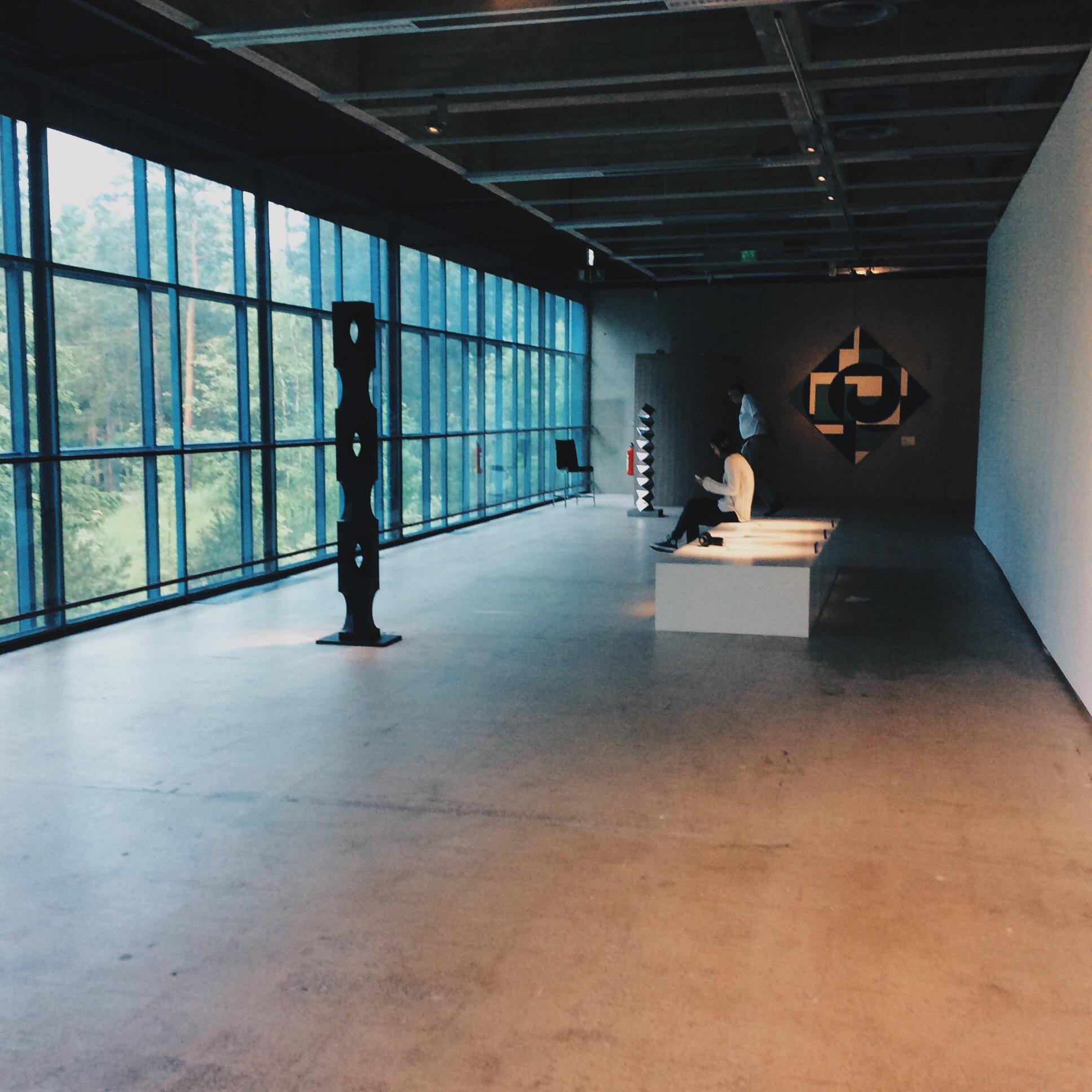素敵な美術館EMMA - ESPOO MUSEUM OF MODERN ART-
