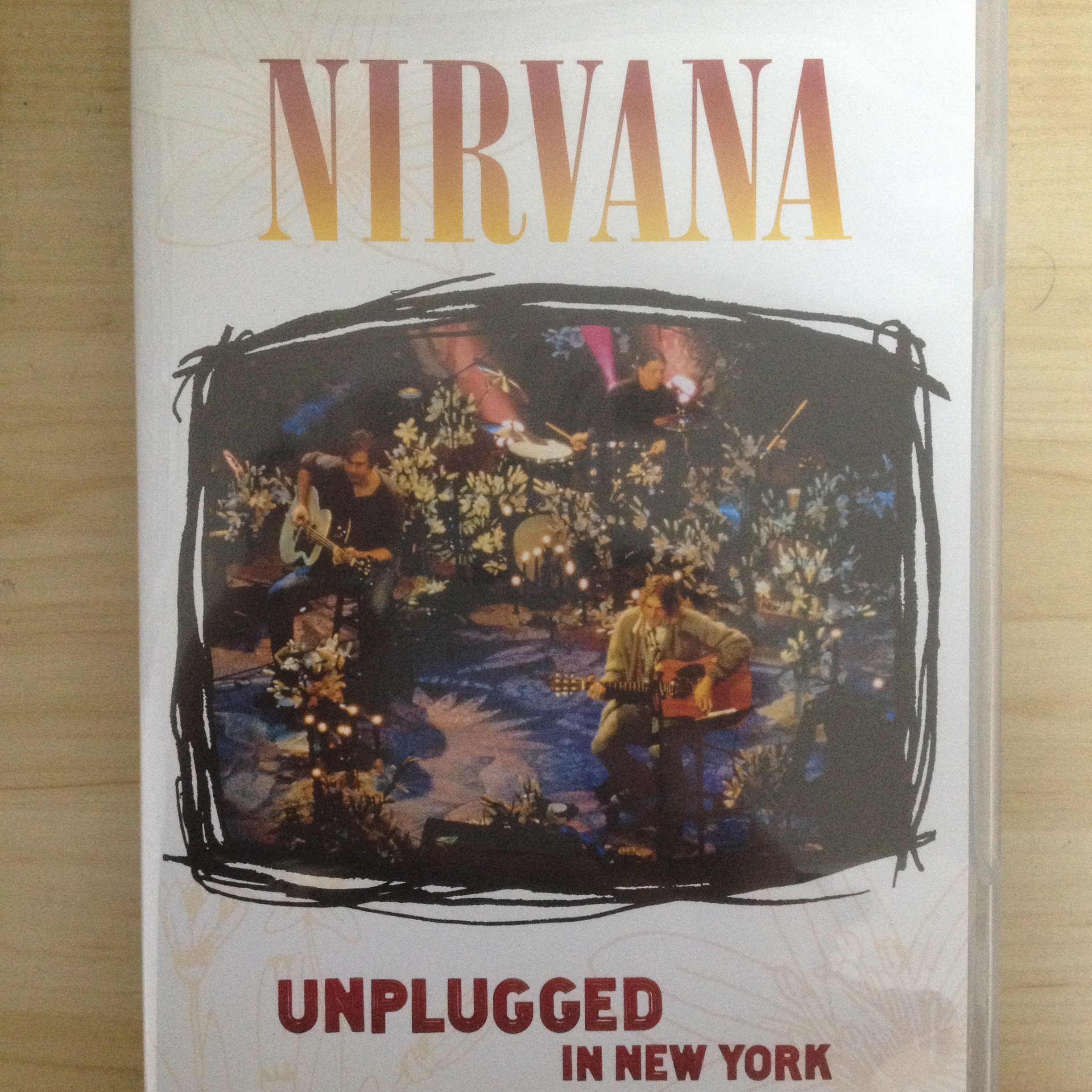 NIRVANA 「THE MAN WHO SOLD THE WORLD」「WHERE DID YOU