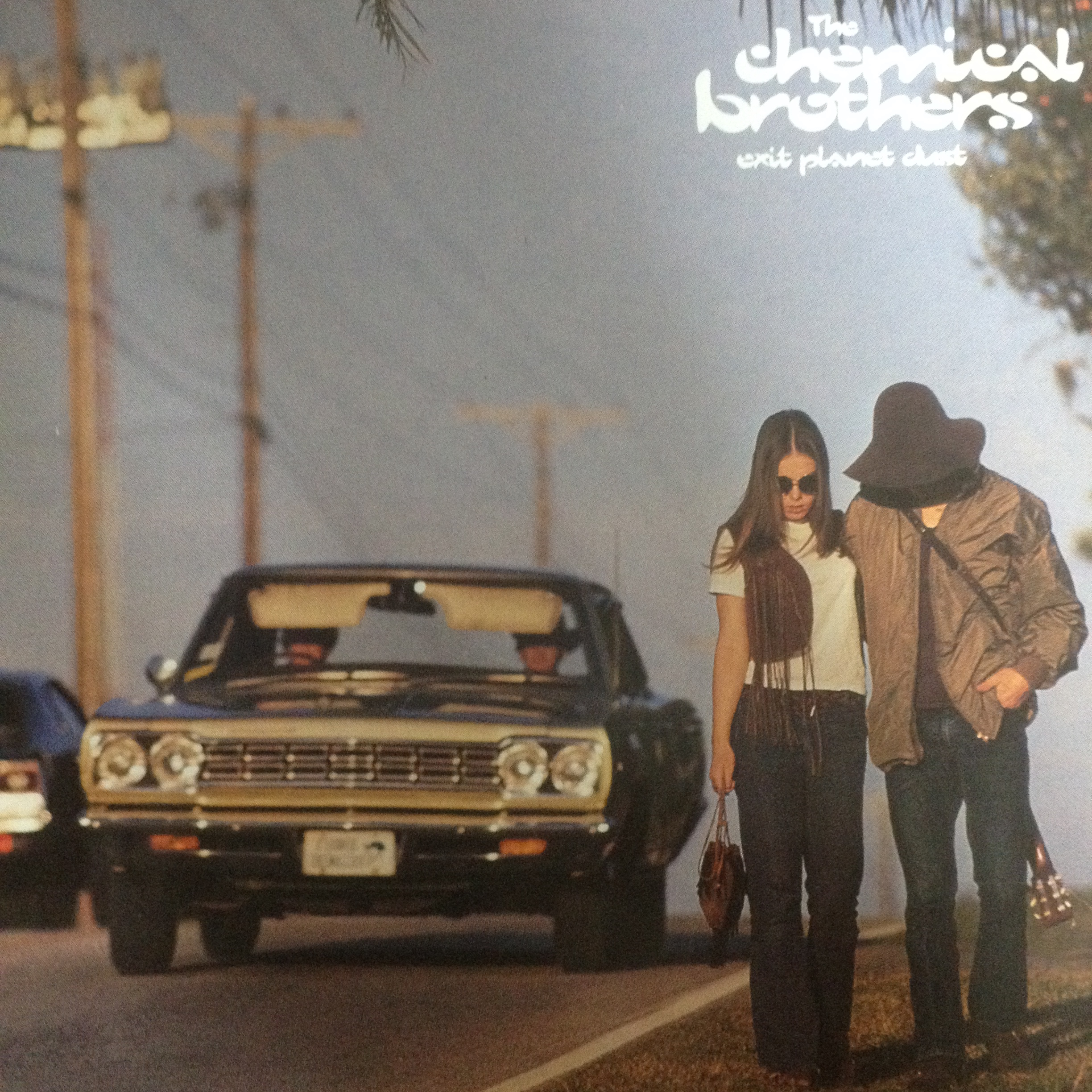 The chemical brothers 「Leave Home」