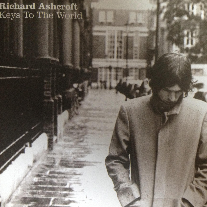 Richard Ashcroft 「Music Is Power」「Keys ToTheWorld」