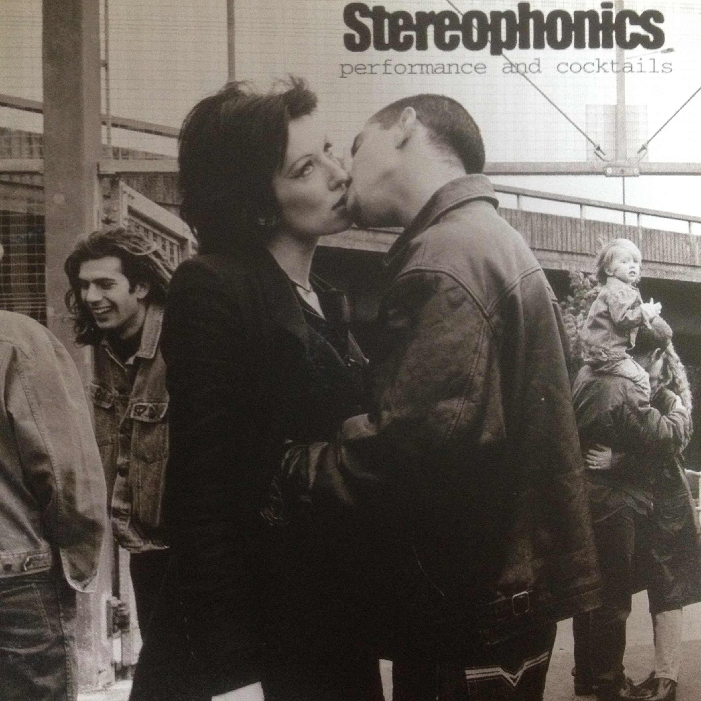Stereophonics 「JUST LOOKING」