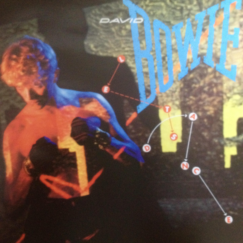 DAVID BOWIE 「MODERN LOVE」「LET'S DANCE」