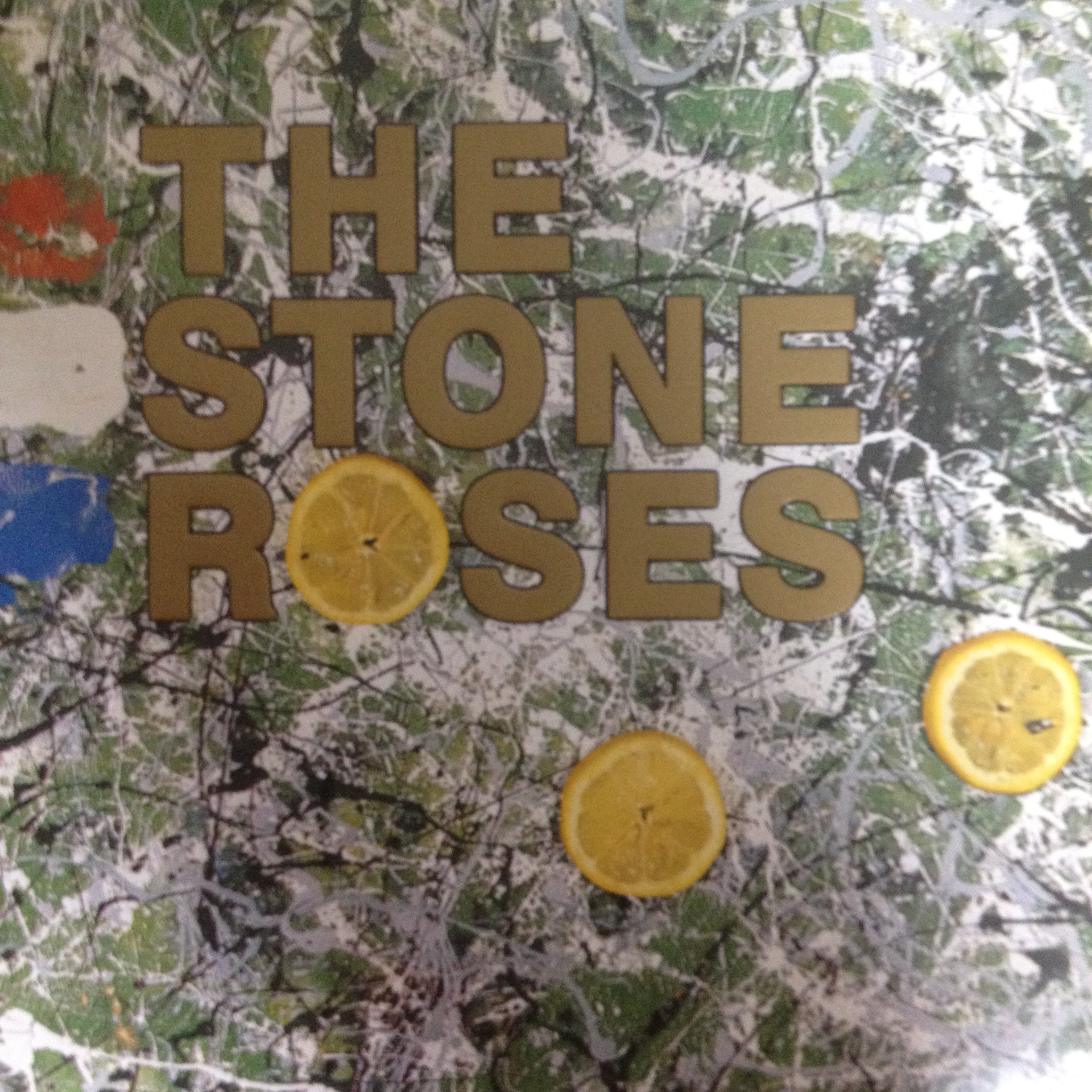 THE STONE ROSES 「WATERFALL」