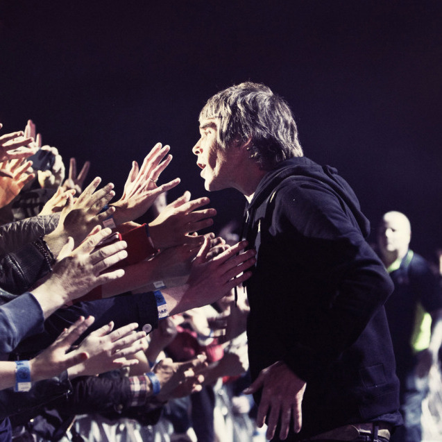 THE STONE ROSES 映画『MADE OF STONE』