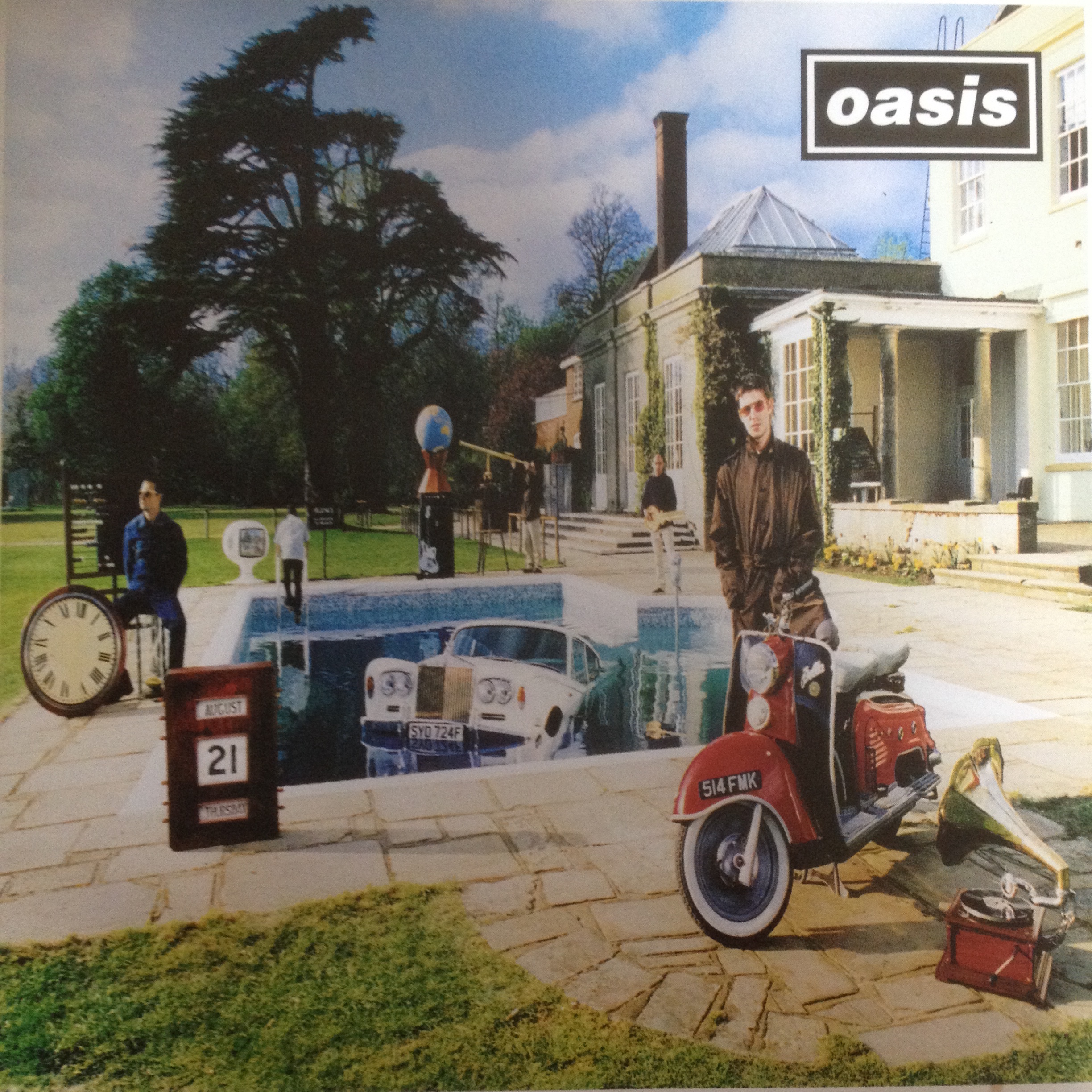 OASIS 「D'You Khow What I Mean?」