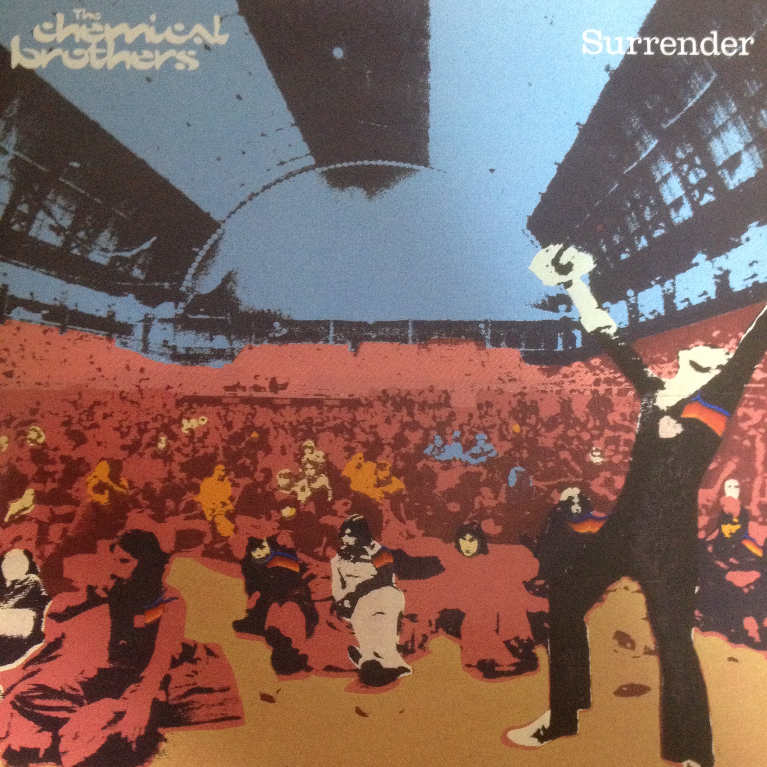 The chemical brothers 「out of control」「hey boy hey