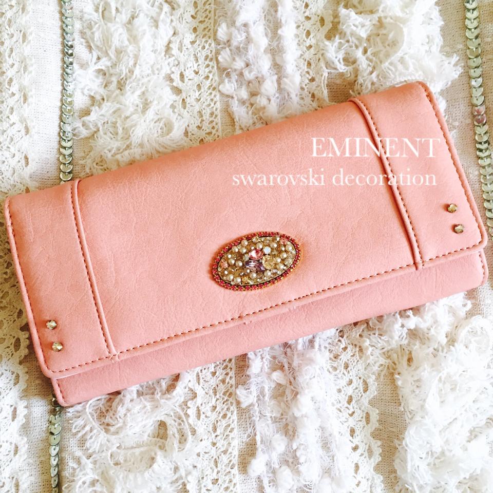 お財布をデコレーションしました*全体バージョン*